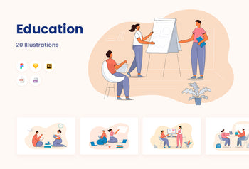 Education Illustrations