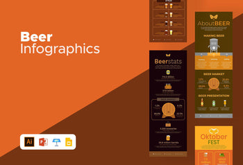 Padua Beer Infographics Bundle
