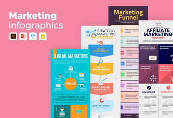 Venlo Marketing Infographics Bundle