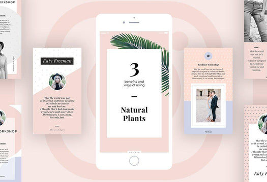 Bella - 23 Stylish Instagram Stories for Bloggers
