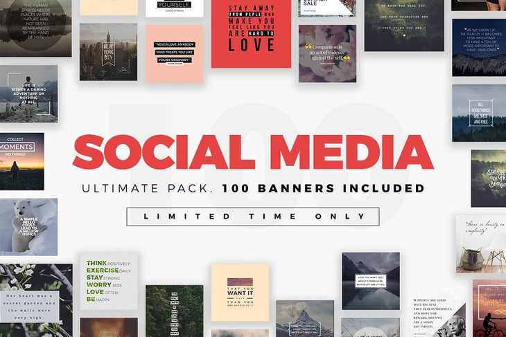 Ultimate Social Media Bundle