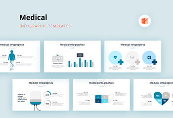 Medicine Infographics - PowerPoint Template
