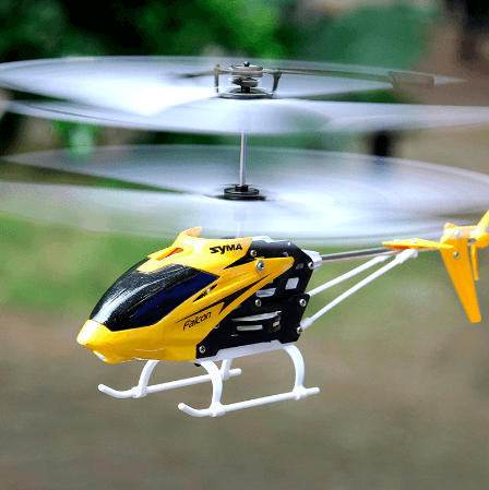 Mini Rc Helicopter X