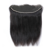 Human Virgin Hair HD Lace Frontal (#1B Natural Black)