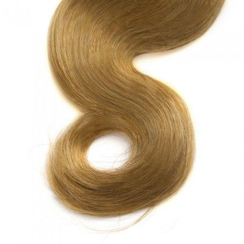 16 – 26 Inch Human Remy Hair Extensions Body Wave (#27 Strawberry Blonde)
