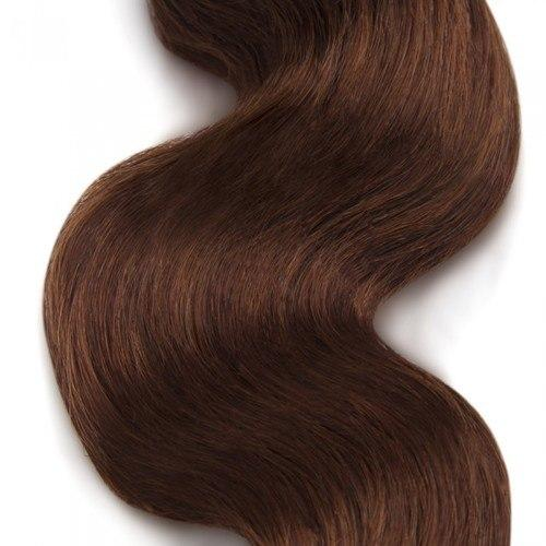 16 – 26 Inch Human Remy Hair Extensions Body Wave (#33 Dark Auburn)