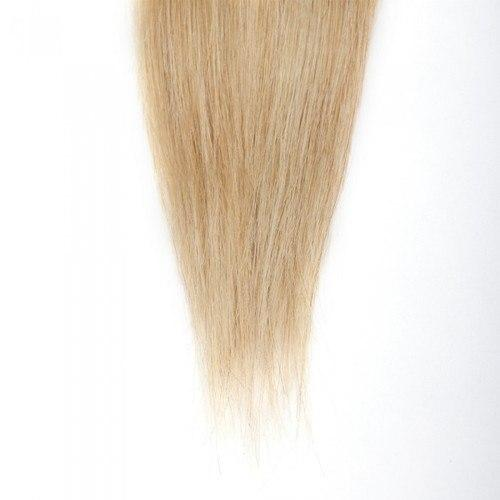16 – 26 Inch Human Remy Hair Extensions Straight (#27/#613)