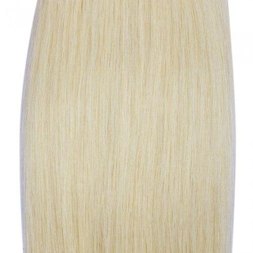 16 – 26 Inch Human Remy Hair Extensions Straight (#613 Bleach Blonde)