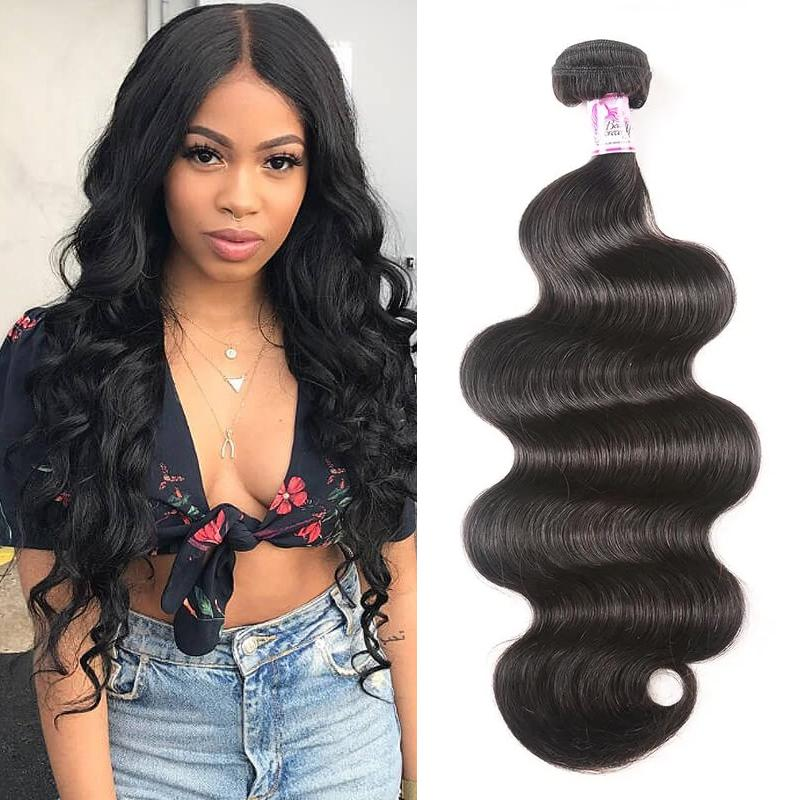 Peruvian Virgin Hair 100% Human Hair Body Wave