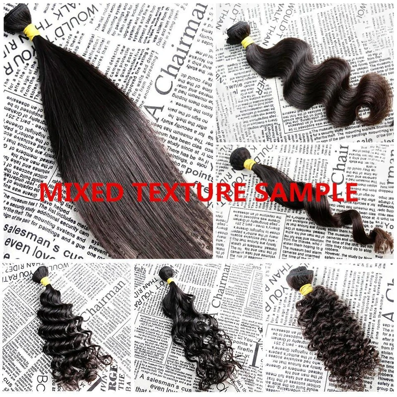 Sample Hair