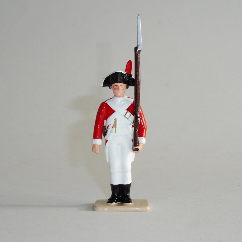 Figurine of Theophilus Hinks, exquisitely hand painted
