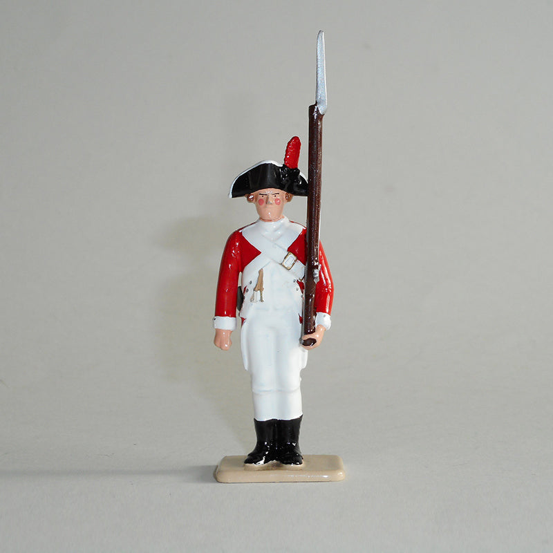 Figurine of Thomas Fatchett, exquisitely hand painted