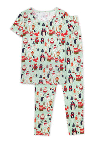 pyjamaset-damenpyjama-christmas-baumwolle-cotton