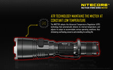 Load image into Gallery viewer, Nitecore - MH27UV 1000 lumens USB Rechargeable
