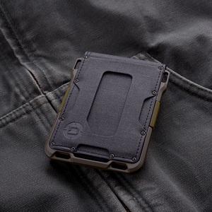 Dango - M1 MAVERICK BIFOLD WALLET - SPEC-OPS -  DTEX OD GREEN