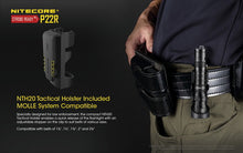 Load image into Gallery viewer, BACKORDER - Nitecore P22R 1800 Lumen USB Rechargeable