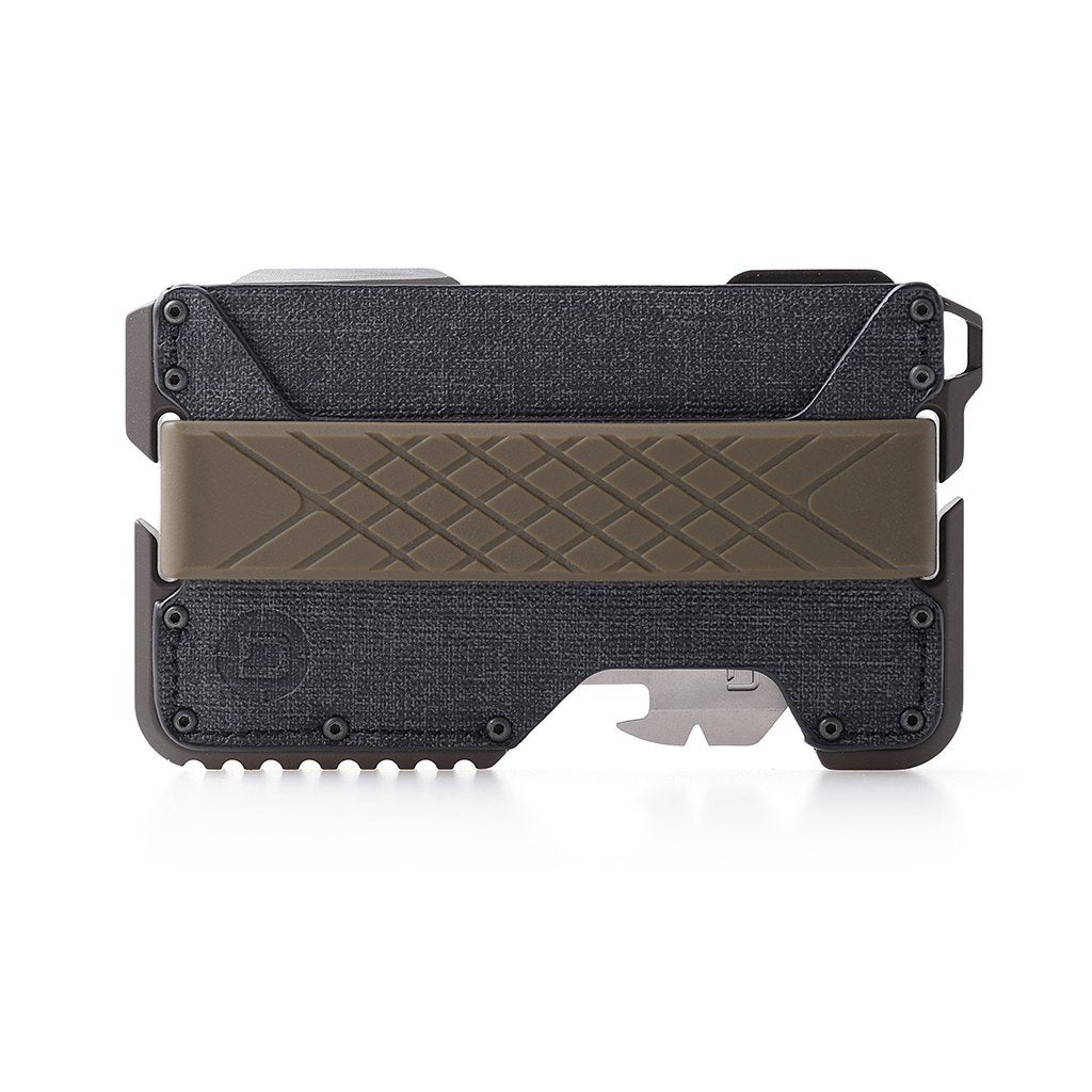 Dango - T01 TACTICAL WALLET - SPEC-OPS - DTEX OD GREEN