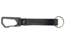 Load image into Gallery viewer, Trayvax KEYTON CLIP | CARABINER KEYCHAIN-Stealth Black