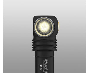 ARMYTEK - Wizard WR Magnet USB Multi-Flashlight (WHITE-RED LIGHT)