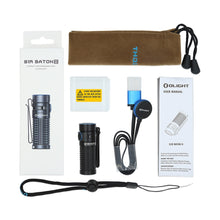 Load image into Gallery viewer, OLIGHT S1R BATON II - 1000 Lumen Rechargeable
