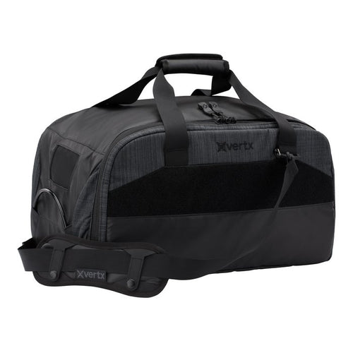 VERTX-COF HEAVY RANGE BAG HEATHER BLACK/GALAXY BLACK