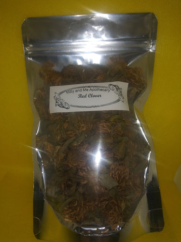 Red Clover Loose Tea (flower head and leaves)