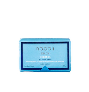 Napali Beach Wrapped Soap
