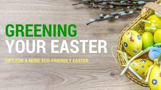 Greening your Easter