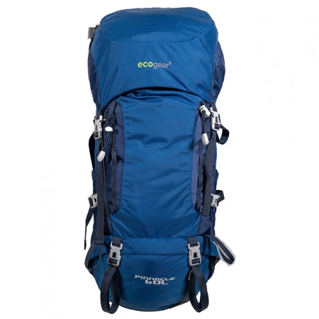 Pinnacle 60L Hiking Backpack