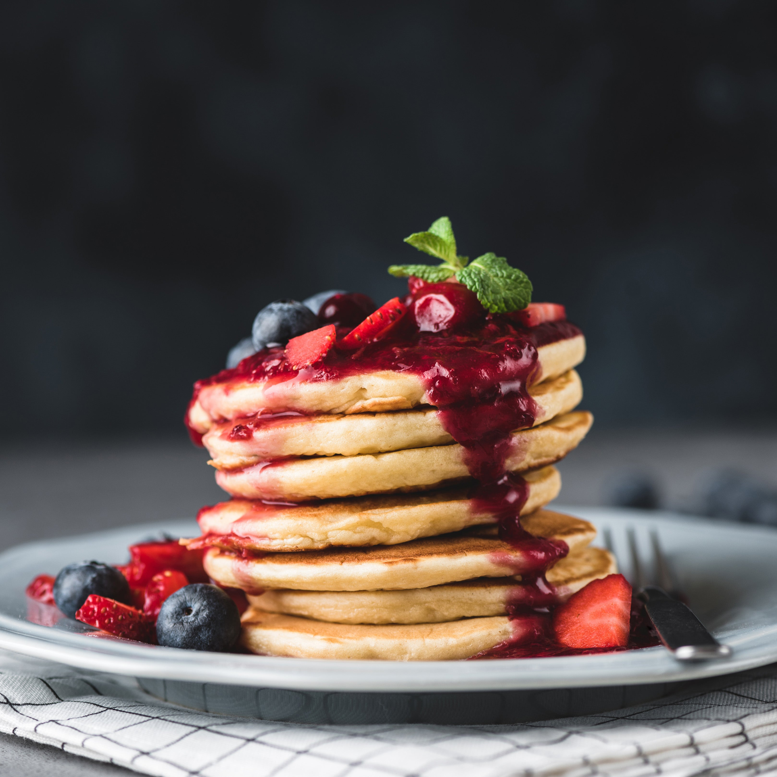 Low Carb Pancakes - Dry Mix 210g