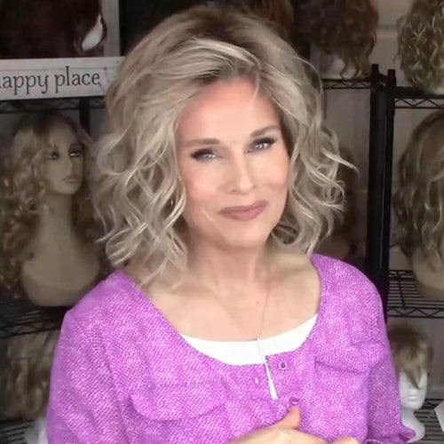 65% OFF New Year Sale |WAVY LACE FRONT MONOFILAMENT |100% HANDMADE LACE WIG