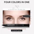 4-Color Makeup Pen