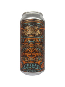 Northern Monk - Patrons Project 24.02 // Fudge Sundaze - Imperial Stout - 12% (4.18 UT)