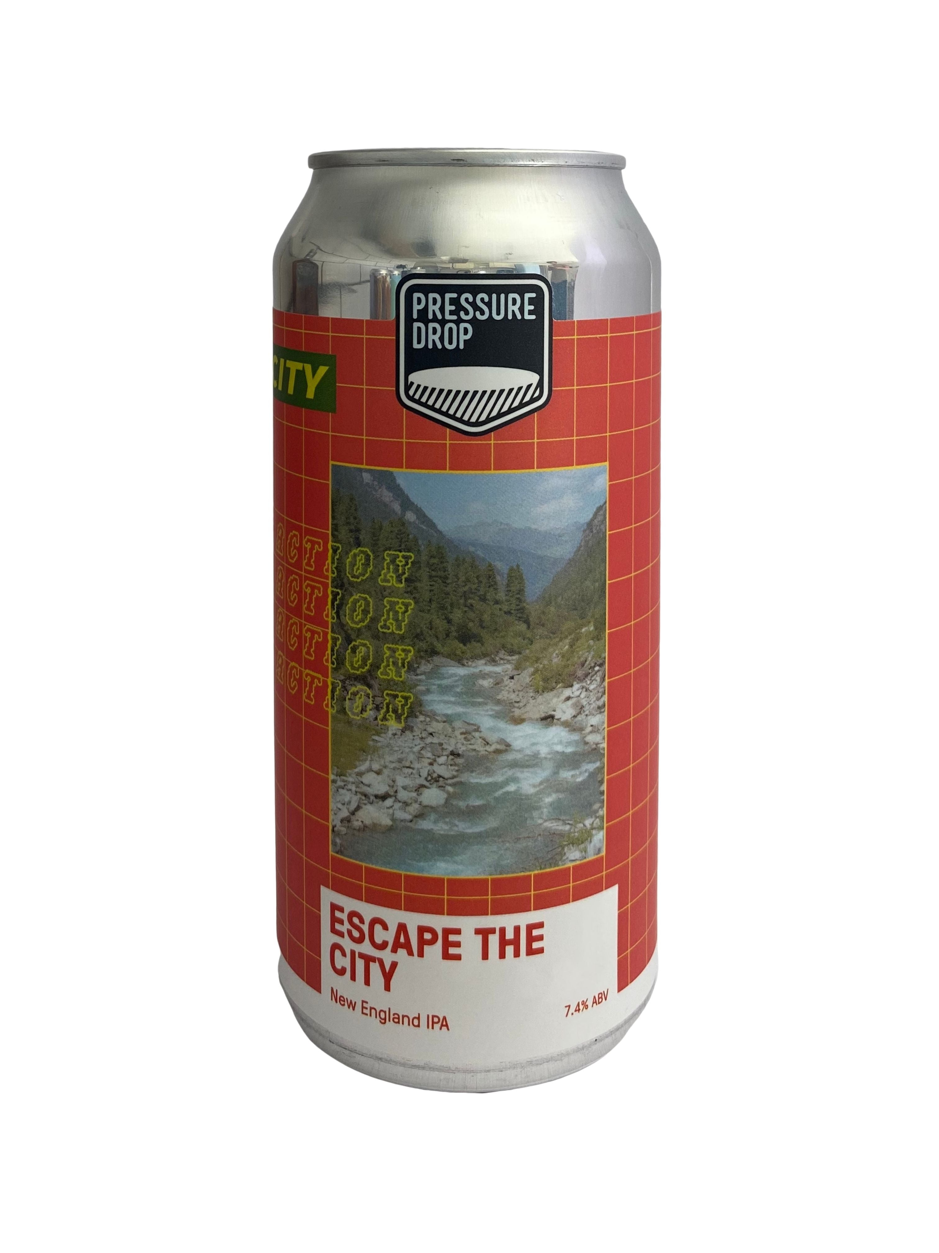 Pressure Drop - Escape The City - NEIPA - 7.4% (Brand New)