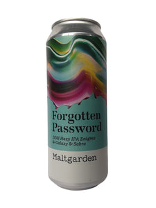 Maltgarden - Forgotten Password - NEIPA - 6.2% (3.73 UT)