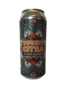 Pipeworks - Infinite Citra - IPA - 7.3% (3.90 UT)