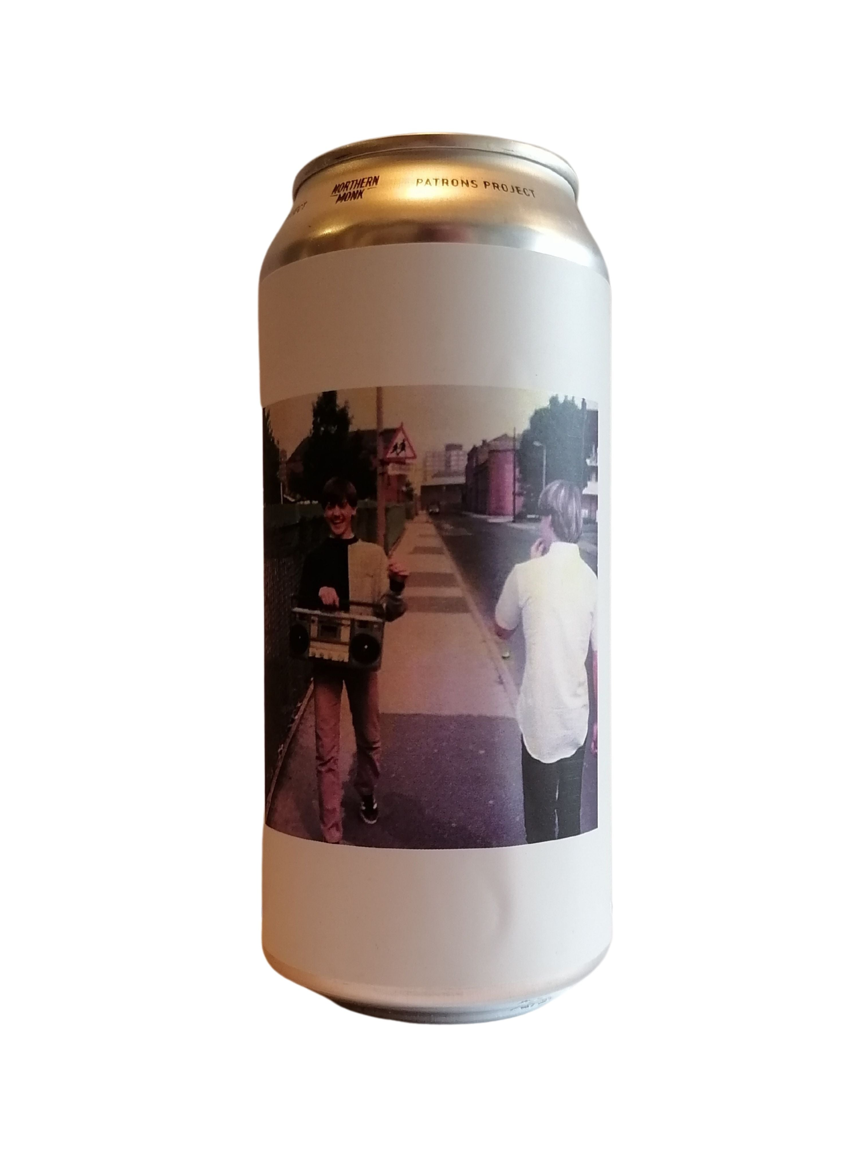 Northern Monk - Patrons Project 27.02 // British Culture Archive // Boom Box - DDH IPA - 7.2% (Brand New)