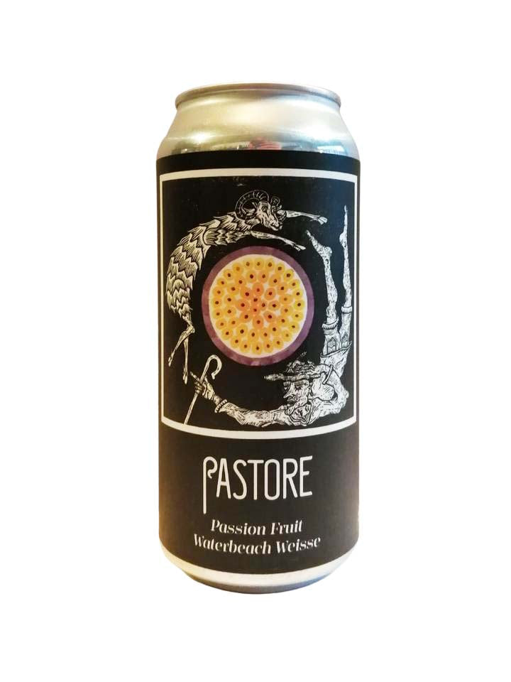 Pastore - Waterbeach Weisse Passion Fruit - Sour - 3.9% (4.01 UT)