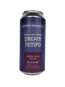 Pentrich Brewing - Dream Tempo - DIPA - 8.3% (4.32 UT)