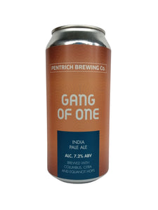 Pentrich Brewing - Gang Of One - IPA - 7.2% (3.98 UT)