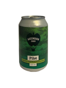 Ascension Cider - Pilot - 4.8% (3.72 UT)