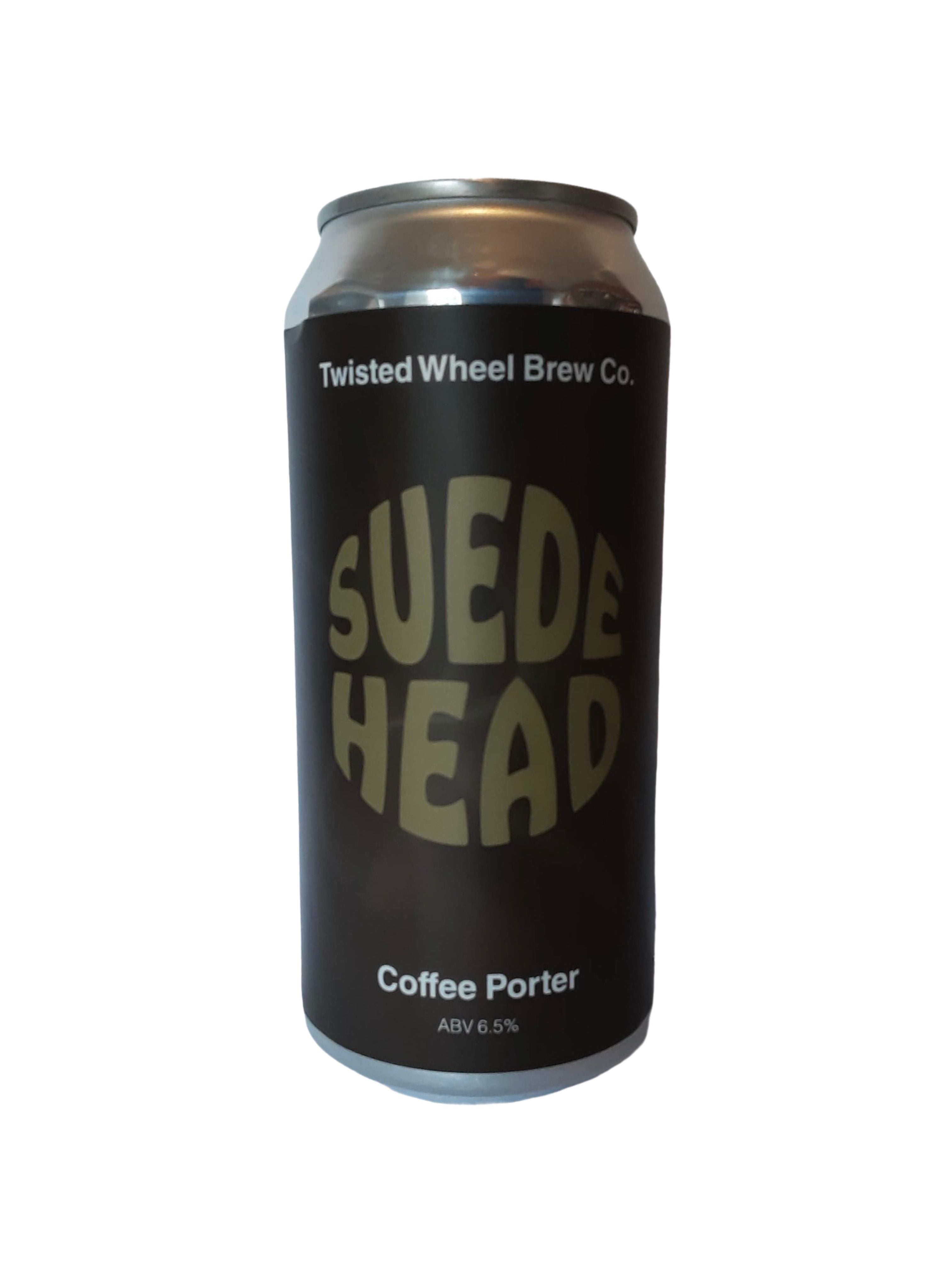 Twisted Wheel - Suede Head - Porter - 6.5% (Brand New)