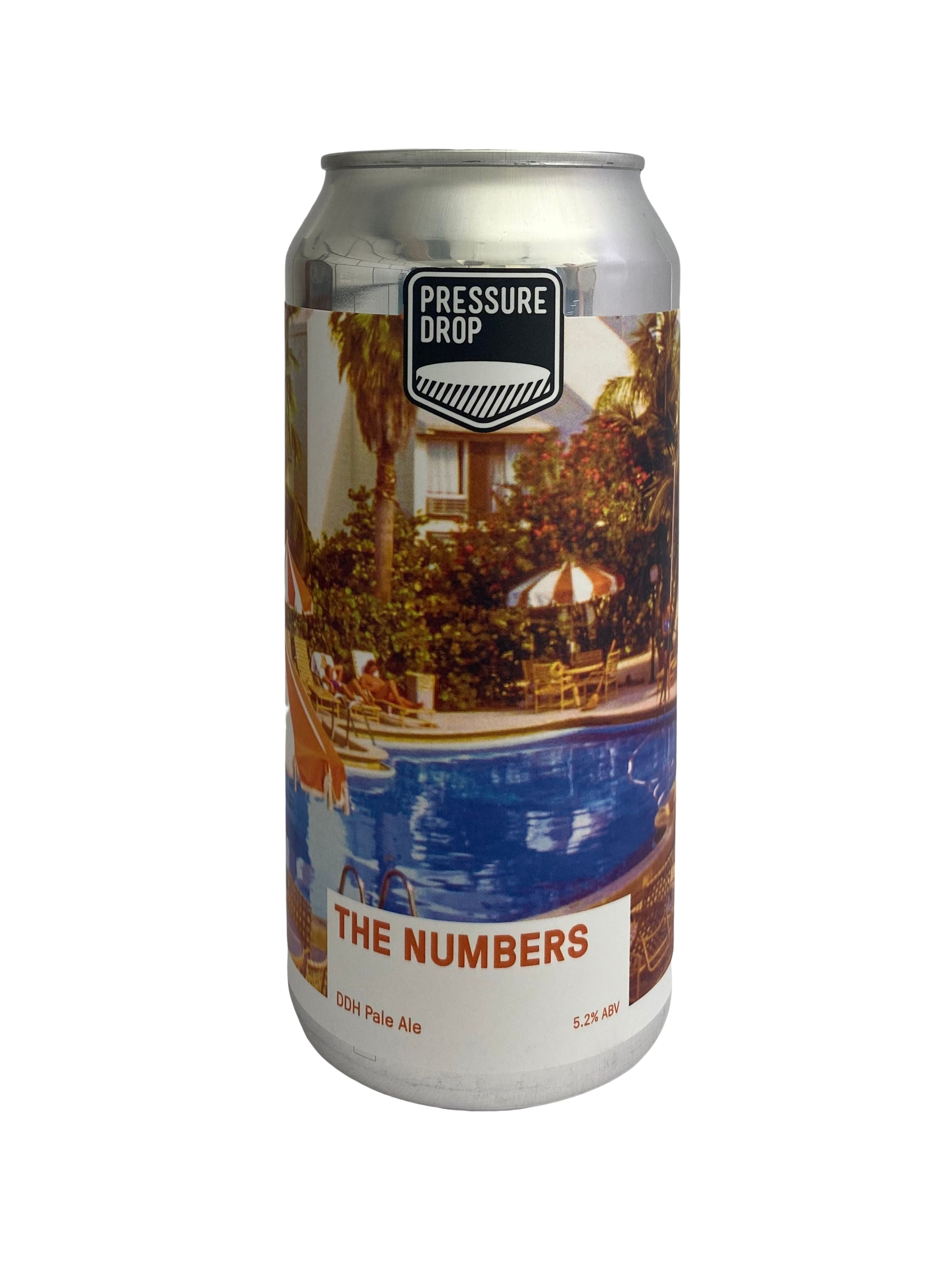 Pressure Drop - The Numbers - Pale Ale - 5.2% (3.91 UT)