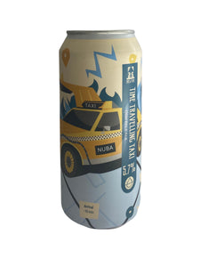 Brew York - Time Travelling Taxi - Pale Ale - 5.7% (3.81 UT)