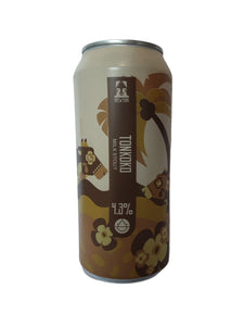 Brew York - Tonkoko - Milk Stout - 4.3% (3.79 UT)