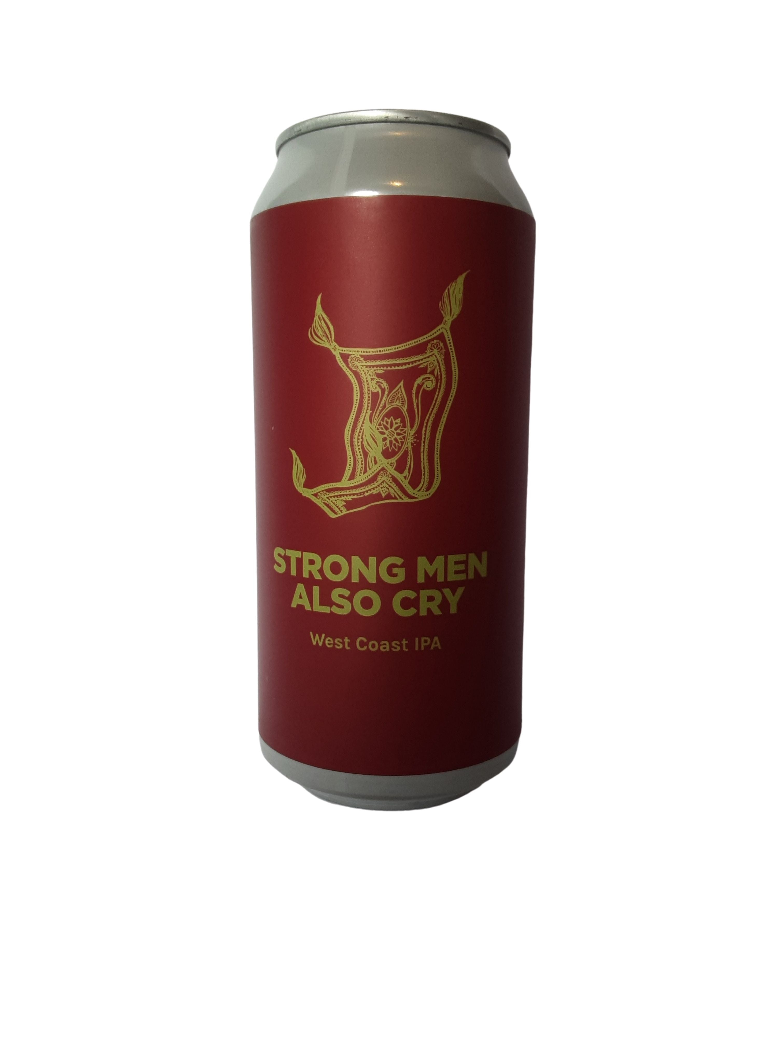 Pomona Island - Strong Men Also Cry - American IPA - 6.8% (3.77 UT)