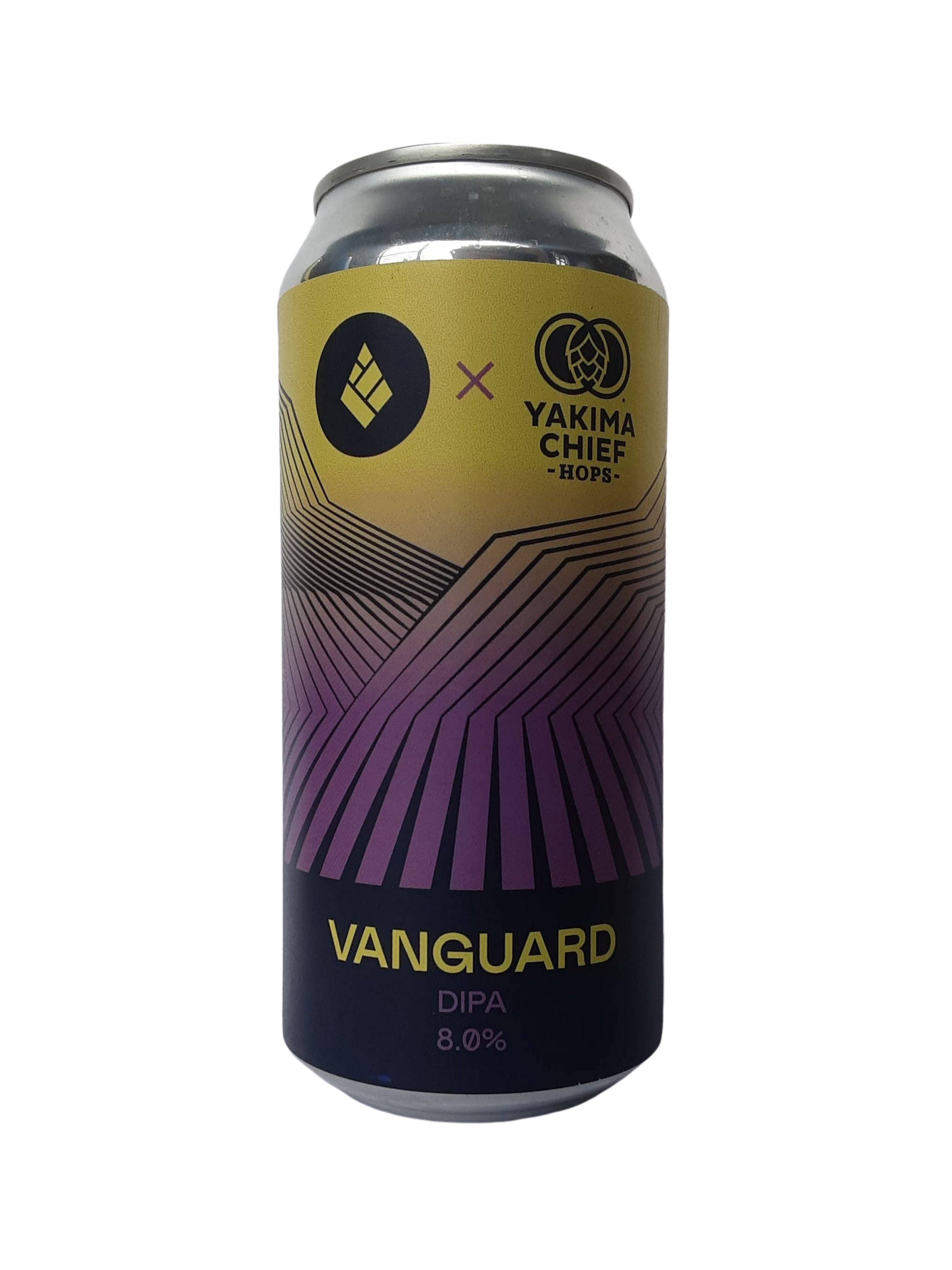 Drop Project and Yakima Chief Hops - Vanguard - DIPA - 8% (Brand New)