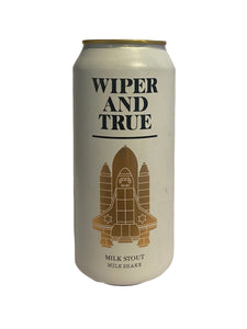 Wiper and true - Milk Shake Stout - 5.6% (3.88 UT)