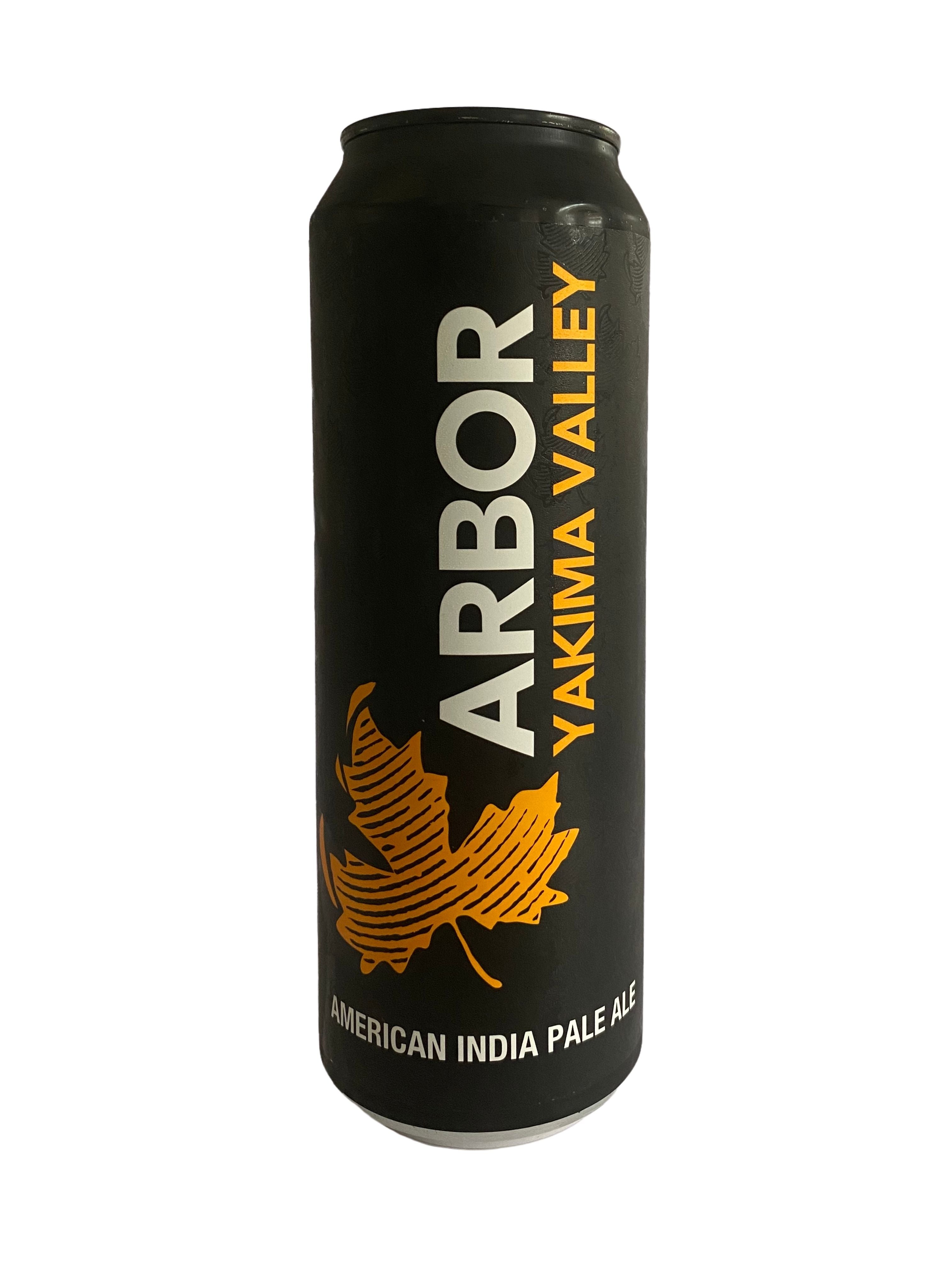 Arbor - Yakima Valley - IPA - 7.0% (3.86 UT) - 568ml