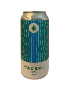 Drop Project - Yard Sale DIPA - 8.0% (4.33 UT)